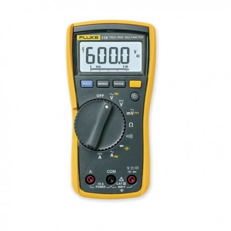 Alicate Amperímetro para Baixas Correntes AMPROBE LH41