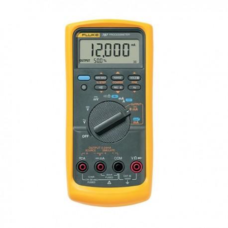 Multímetros com Calibrador Fluke 787 e 789
