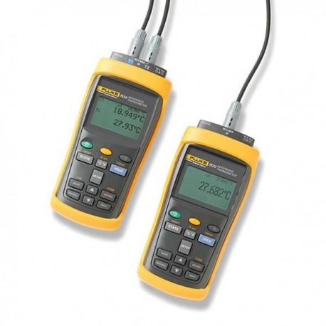 Calibradores de Temperatura Fluke 712 e 714