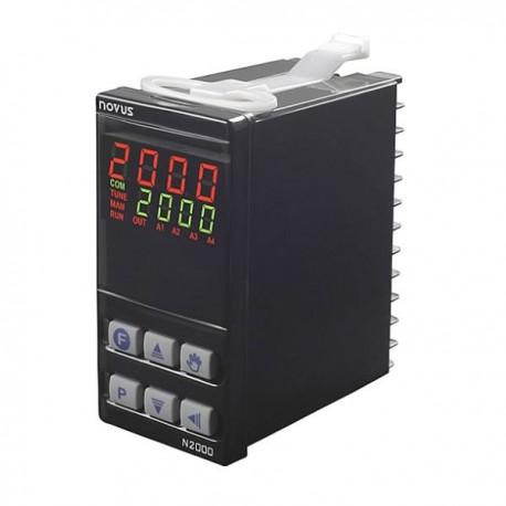 Controlador de Temperatura Novus N2000-S