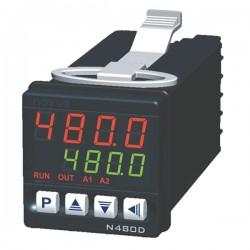 Controlador PID de Temperatura Novus N480D
