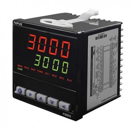 Controlador Universal Novus N3000