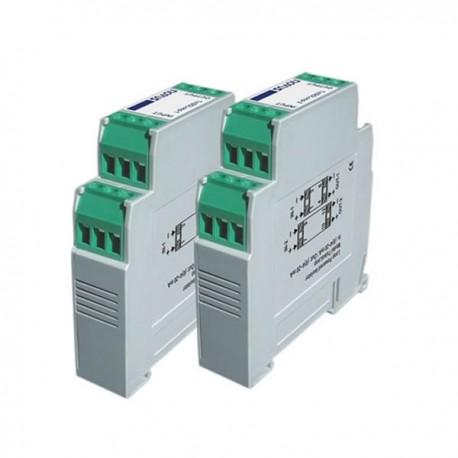 Isoladores de sinais NOVUS TxIsoLoop