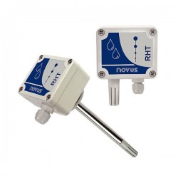 Transmissores de Temperatura e Umidade RHT-WM e RHT-DM