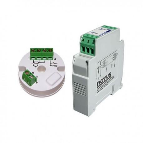 Transmissores de Temperatura TxBlock e TxRail