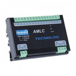 Controlador e transmissor de pesagem TECNOLOG AMLC
