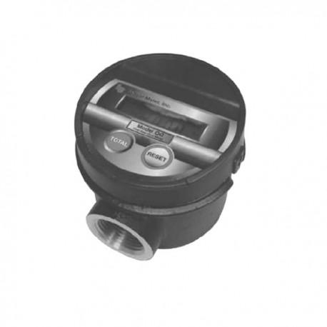 Medidor de engrenagem oval Badger Meter OG