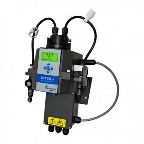 Sensores/Medidores de pH e ORP +GF+ SIGNET pHmetros