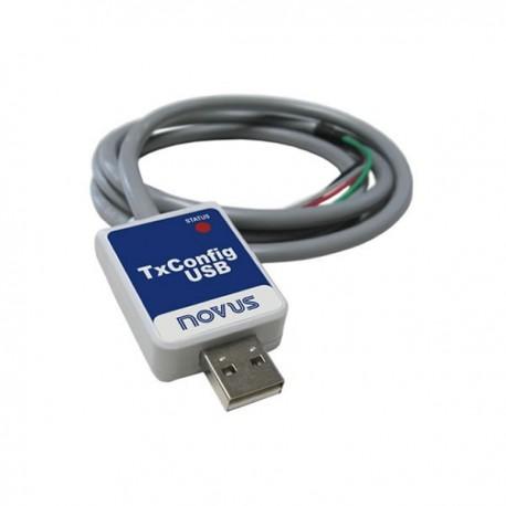 Interface de configuração TxConfig USB