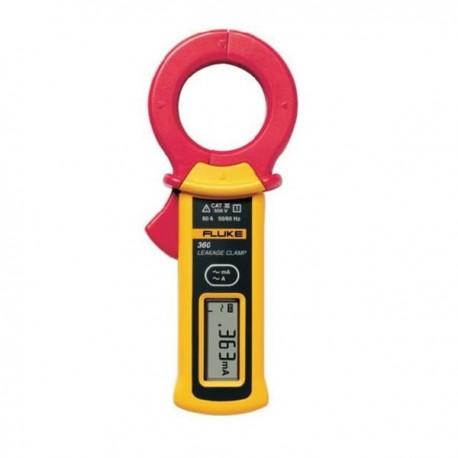 Alicate Amperimetro para Corrente de Fuga Fluke 360