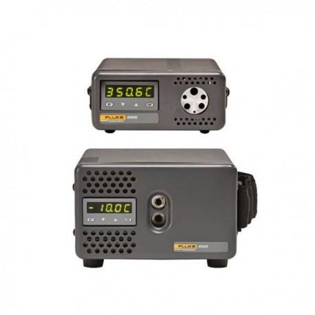 Fornos de calibração tipo Bloco Seco FLUKE 9100S e 9102S