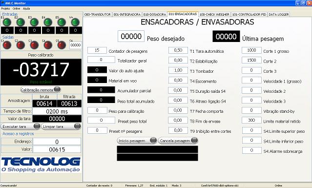 Software de Programação AMLC