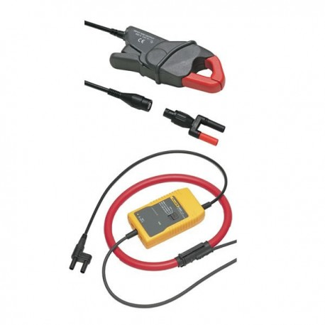 Sondas de Corrente Alicate para Multímetros e Osciloscópios
