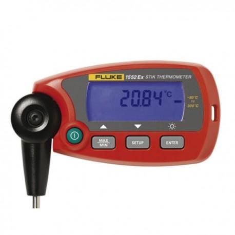 Termômetros de alta precisão FLUKE 1551A Ex e1552A Ex