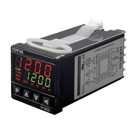 Controlador Universal Auto-adaptativo Novus N1200