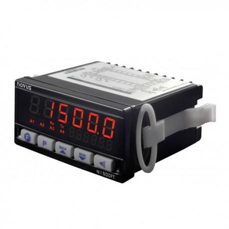 Indicador Universal de vazão NOVUS N1500FT