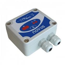 Registrador Eletrônico de Sinais Analógicos Novus LogBox-AA