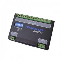 Módulos Modbus de entrada 0-10V - AM8V