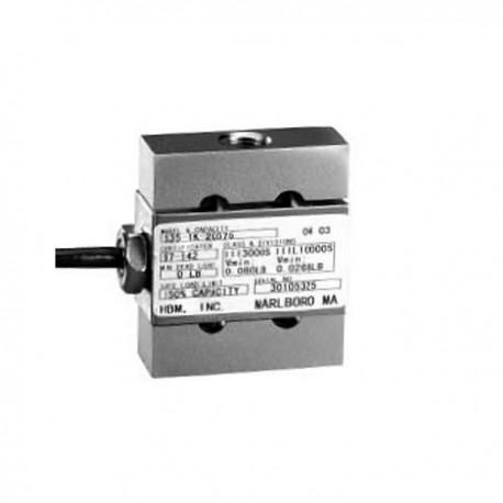 Célula de carga HBM de aço inox modelo HLMC3