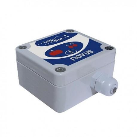 Registrador Eletrônico Novus LogBox-DA
