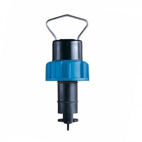 Sensor de Vazão do tipo rotor Série 2536 - SIGNET