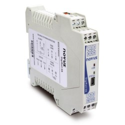 Transmissor de sinais AC NOVUS DigiRail-VA