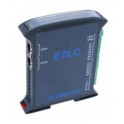 Controlador e transmissor de pesagem TECNOLOG ETLC