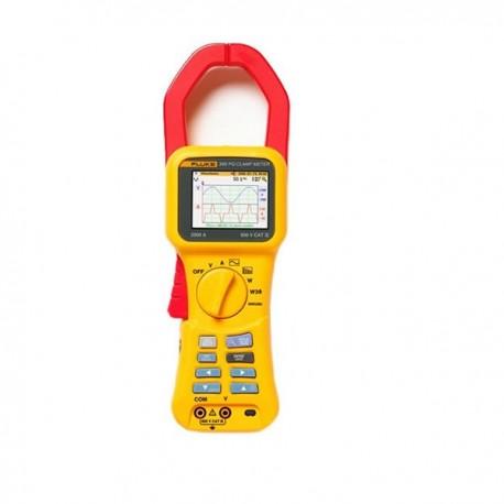 Alicate Medidor de Qualidade de Energia Fluke 345