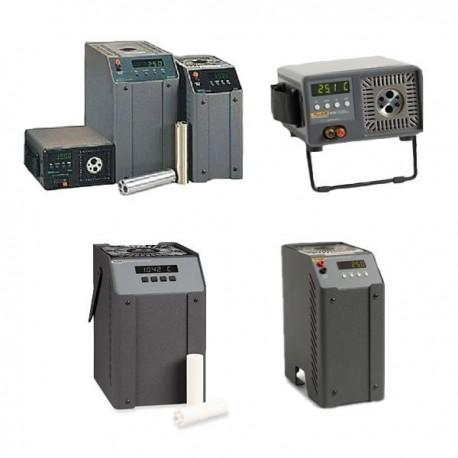 Fornos de calibração - Bloco Seco FLUKE 9103, 9140 e 9141
