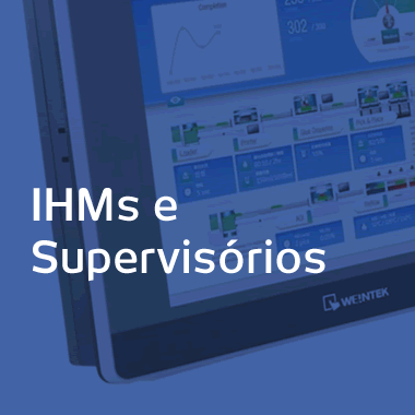 IHMs e Supervisórios